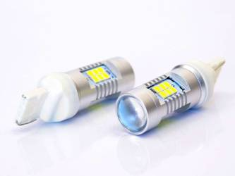 Car LED bulb T20 W21W WY21W 21 SMD 2835