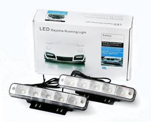 DRL 03   LED lights for daytime driving