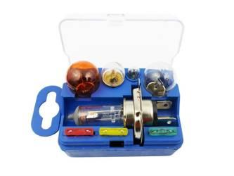 H4 | Quick repair kit car bulbs and fuses