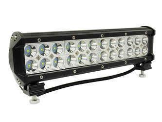 LB-72W-B-Spot | HIGH Work Light 72W Light Bar rectangular spot