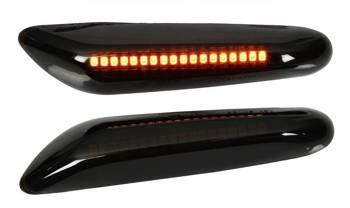 PL18010B5-D   LED side direction indicator lamps dynamic for BMW E36, E46, E90 E91 E92 E93, E60 E61, E81 E82 E87 E88