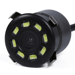 PZ404 | The reversing camera 8 LED Round