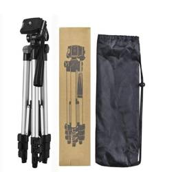 "Z14 Black | Tripod 1/4 ""103cm | phone holder | Cover"