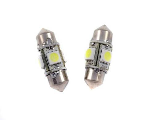 Bulb C5W Car LED 4 SMD 5050 360st