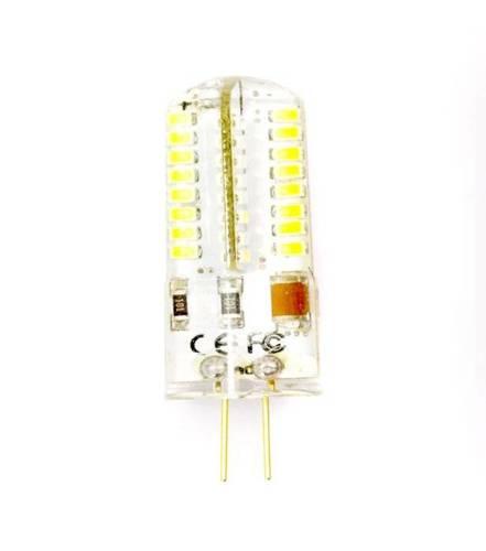 Bulb G4 64 SMD 3014 SILICONE 230