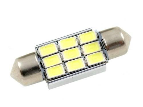 C5W LED Bulb Car 9 SMD 5630 CAN BUS