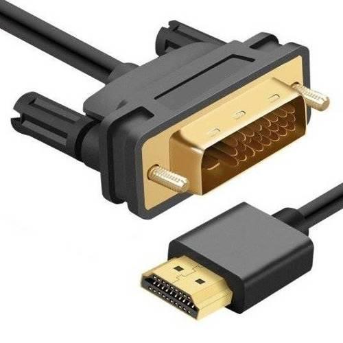 HD-2-2M-Black   HDMI - DVI   HDMI 2.0   4K   3D