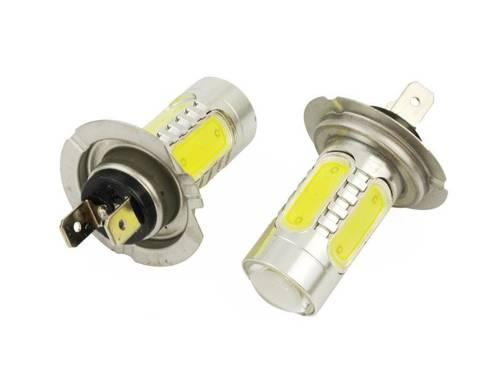 LED H7 COB 7.5W car bulb