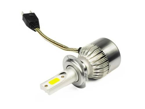 LED bulb HB5 9007 S9 sENsO COB 6000 lm - 1 piece - Version Motorcycle