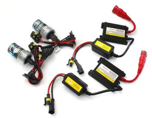 Lighting kit H1 XENON HID SLIM DC