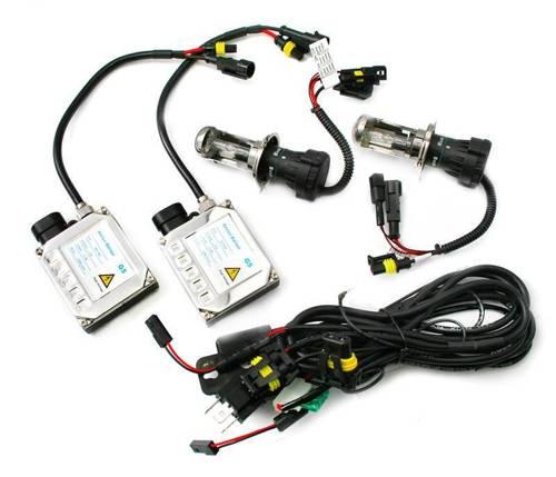 Lighting set Bixenon H4 H / L 55W CAN BUS