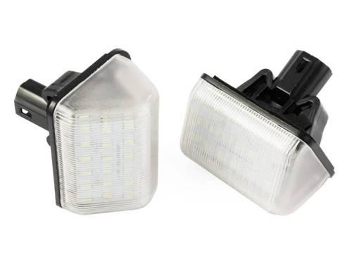 PZD0072 MAZDA CX-5, CX-7, Mazda 6 LED license plate lights.