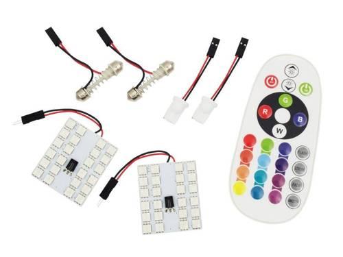 RGB SMD LED Panel 24 SMD 5050