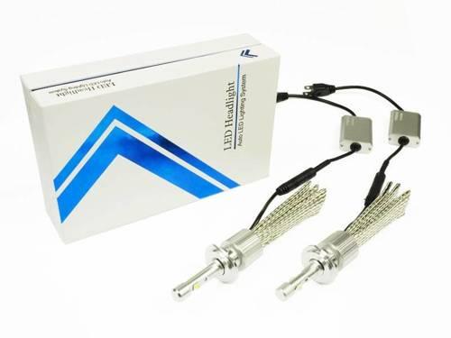Set CREE LED H7 TrueWhite ™ Technology 9600 lm R3