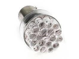 Auto-LED-Birne BA15S 24 FLUX