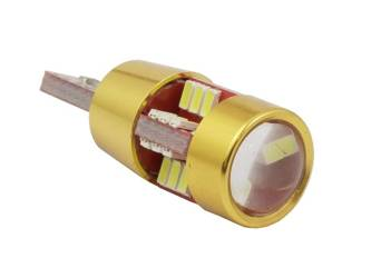 Auto LED-Lampe T10 W5W 27 SMD 3014 CAN-BUS-GOLD