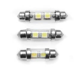 C5W LED-Birnen-Auto 2 SMD 5050