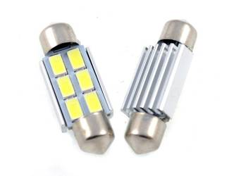 C5W LED-Birnen-Auto 6 SMD 5630 CAN BUS