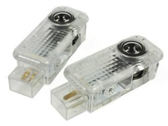 LED Kennzeichenbeleuchtung für Audi A3 S3 A4 S4 A6 S6 A8 S8 Q7 RS4 RS6 PMC-A1