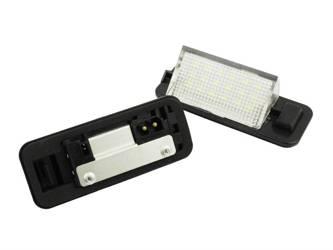 LHLP010S28 LED Kennzeichenbeleuchtung BMW E36 (92-98)