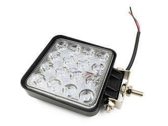 WL5048   Arbeits-Licht 48W Quadrat WL5048