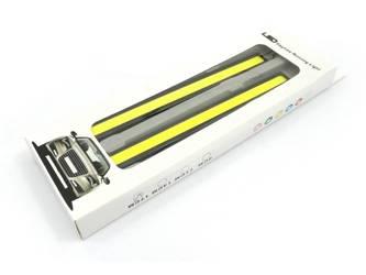 Matrix DRL COB LED-Tagfahrlicht 2x 4W 14CM