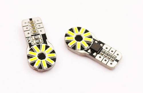 Auto-LED-Lampe W5W T10 4014 18 SMD CAN BUS
