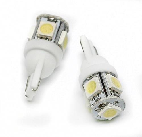 Auto-LED-Lampe W5W T10 5 SMD 5050