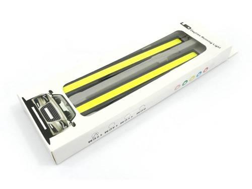 COB-LED Tagfahrlicht   14 cm   2x 4W   COB DRL