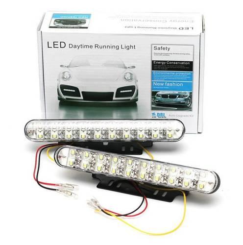 DRL 06 | LED-Tagfahrlicht mit mit Indikatoren Modus