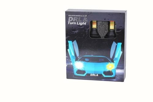 DRL mit 2in1-Anzeige | Glühbirnen 81 SMD 3030 60W