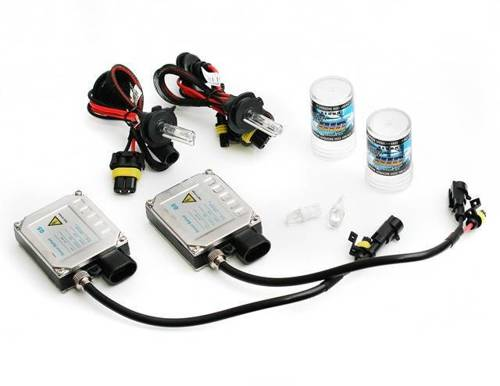 HID Xenon Beleuchtung Kit H4 S / L G5