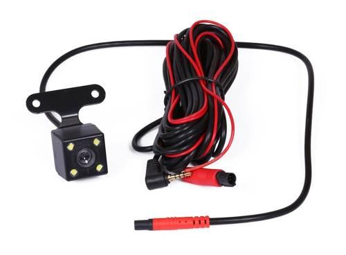 """Set - eine Rückfahrkamera mit den Recorder in dem Rückspiegel 4.3 """"TFT-LCD-Rückfahrkamera DVR-12V PZ702-1 laufen"""