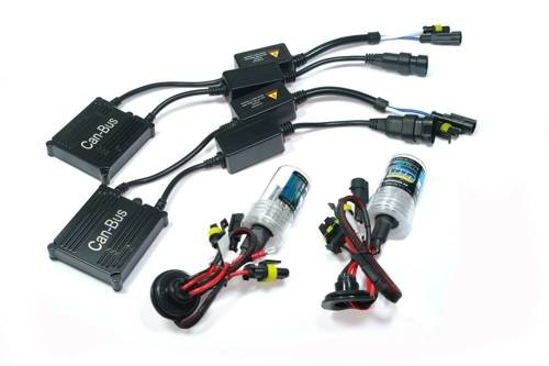 XENON HID-Beleuchtungs-Kit H8 / H9 / H11 DUO CAN BUS