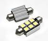 Auto LED-Birne C5W 6 SMD 5050 CAN BUS