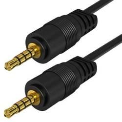 AC-1-1M-Black   Kabel Jack   oplot