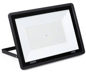 BL-200W-Black | Naświetlacz LED 200W | 19000 lm | 210-230V
