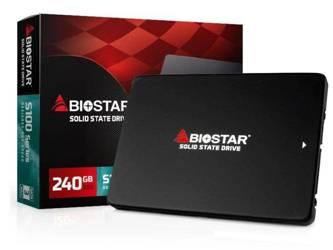 "Dysk SSD Biostar 240 GB 2.5"" SATA III (S100-240GB) BOX"