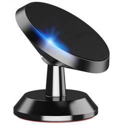 PSI-M051 | Aluminiowy uchwyt magnetyczny do telefonu / tabletu / nawigacji