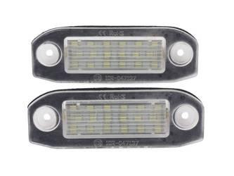 PZD0073 | Podświetlenie tablicy rejestracyjnej LED VOLVO C30 S40 S60 S80 V50 V70 XC60 XC70 XC90