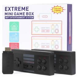 X-09-HD | Retro konsola MINI GAME BOX HD z wyjściem HDMI | 848 gier w jakości FULL HD