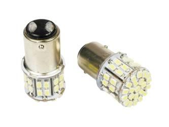 Żarówka samochodowa LED BA15S 50 SMD 1206