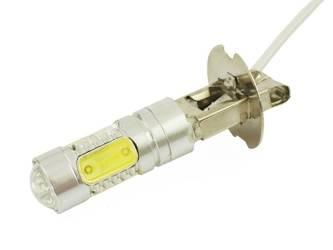 Żarówka samochodowa LED H3 COB 7,5W