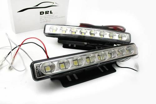 DRL 08 | Światła LED do jazdy dziennej | diody SMD 5050