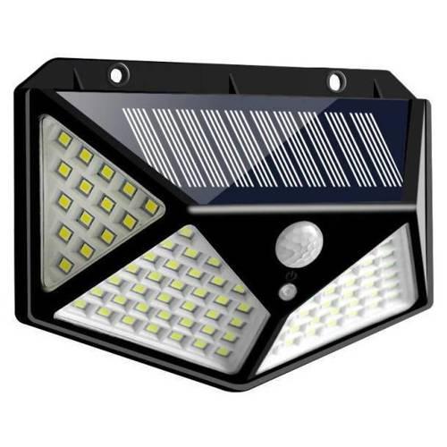 SFL-100LED | Lampa solarna LED z czujnikiem ruchu | 100 diod LED 2835 SMD