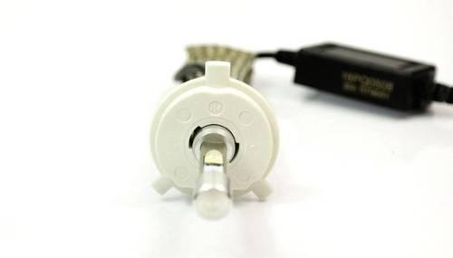 Żarówka LED H4 R3 CREE™ TrueWhite Technology 4800 lm - 1 sztuka - wersja motocyklowa