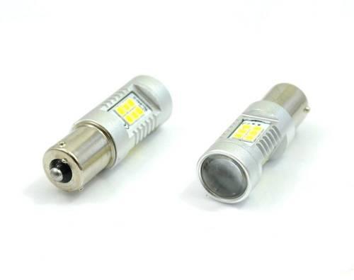 Żarówka samochodowa LED BA15S 21 SMD 2835