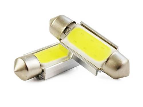 Żarówka samochodowa LED C5W COB CANBUS
