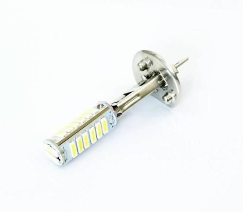 Żarówka samochodowa LED H1 20 SMD 7014