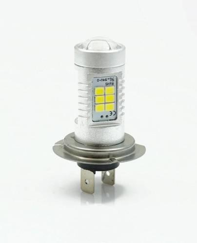 Żarówka samochodowa LED H7 21 SMD 2835